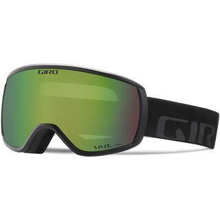 Giro Balance, black/Lens: vivid emerald - Skibrille