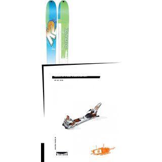 Set: K2 SKI Talkback 96 2017 + Marker Duke 16 (95106S)