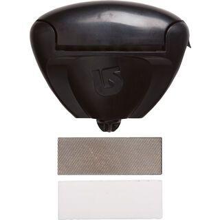 Burton Fileguide, translucent black - Werkzeug