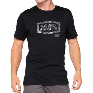 100% Essential T-Shirt black/snake