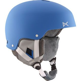 Anon Lynx, morpho blue - Snowboardhelm