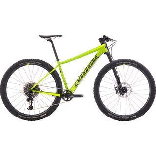Cannondale F-Si Carbon 2 29 2018, acid green - Mountainbike