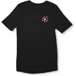 Specialized Drirelease 74 T-Shirt, black/white - Radtrikot