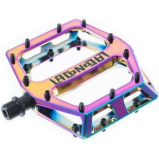 DMR Vault Lacon Edition Flat Pedal, oil slick - Pedale