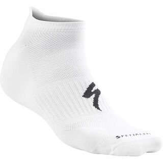 Specialized Invisible Socks, white - Radsocken