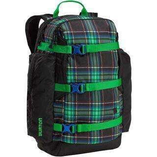 Burton Day Hiker Pack 25l, turf haggis plaid - Rucksack