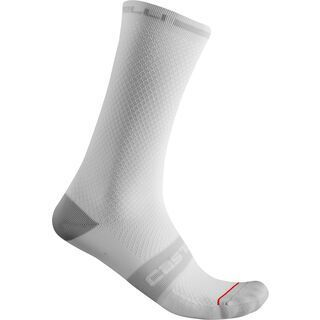 Castelli Superleggera T 18 Sock white