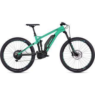 Ghost Hybride Lanao FS S4.7+ AL 2018, jade/black - E-Bike