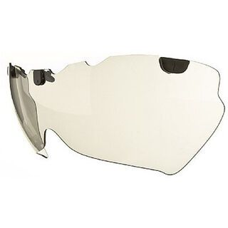 Giro Selector Eyeshield, clear silver flash - Visier
