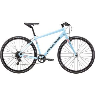 Cannondale Quick 2 Women's 2017, atmo blue/black/red - Fitnessbike