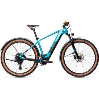 Cube Reaction Hybrid Pro Allroad 500 29 petrol´n´orange 2021