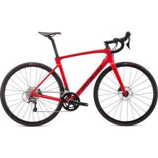 Specialized Roubaix 2020, flo red/black - Rennrad