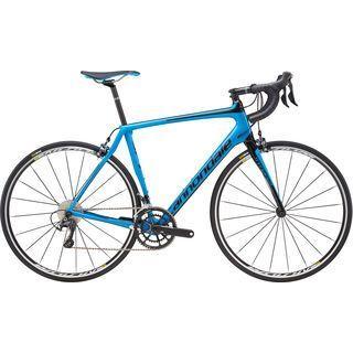 Cannondale Synapse Carbon Ultegra 3 2016, ultra blue/black - Rennrad