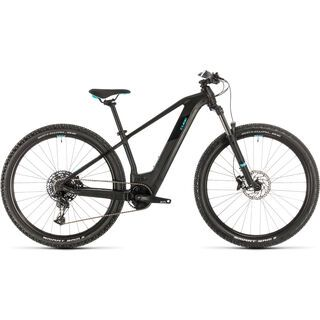 Cube Access Hybrid EX 500 29 2020, black´n´aqua - E-Bike
