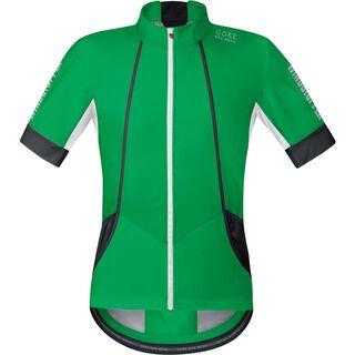 Gore Bike Wear Oxygen Windstopper Soft Shell Trikot, fresh green/black