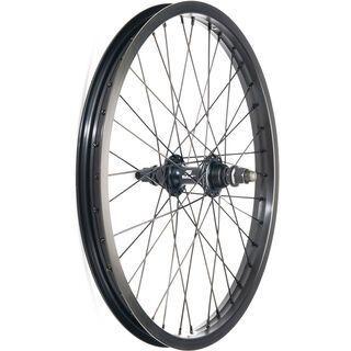 """Salt Laufrad Rookie 20"""" hinten, 14mm 13 bis 15T, RHD, schwarz, schwarz - Hinterrad"""