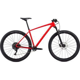 Specialized Chisel Comp 1x 2019, flo red/rocket red - Mountainbike