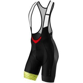 Specialized SL Expert Bib Short, black/hyper green - Radhose