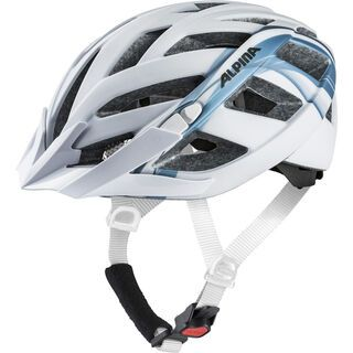 Alpina Panoma 2.0 L.E., white-blue metallic - Fahrradhelm
