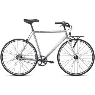 Specialized Roll 7 2014, Silver/Black - Urbanbike