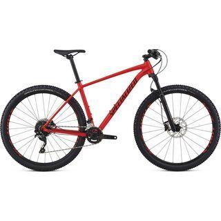 Specialized Rockhopper Pro 2018, red/black - Mountainbike