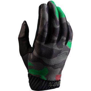 100% Ridefit Glove, camo black - Fahrradhandschuhe