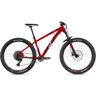 Ghost Asket 8.7 AL 2019, red/black/white - Mountainbike