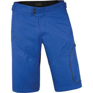 Vaude Men's Skit Shorts, gentian blue - Radhose