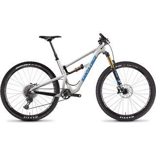 Santa Cruz Hightower CC XX1 29 2018, grey/blue - Mountainbike