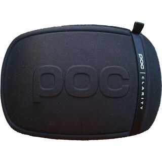 POC Clarity Spare Lens Case Spherical, uranium black - Brillenetui