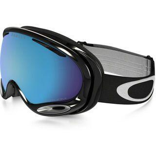 Oakley A Frame 2.0, jet black/Lens: prizm sapphire iridium - Skibrille