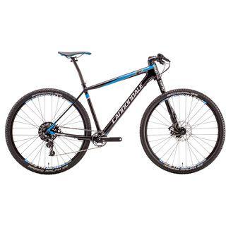 Cannondale F-Si Carbon 2 2015, black/blue/white - Mountainbike