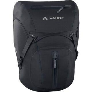 Vaude Discover Pro Back, black - Fahrradtasche