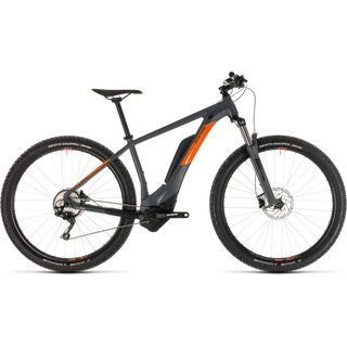 Cube Reaction Hybrid Pro 500 29 2019, grey´n´orange - E-Bike