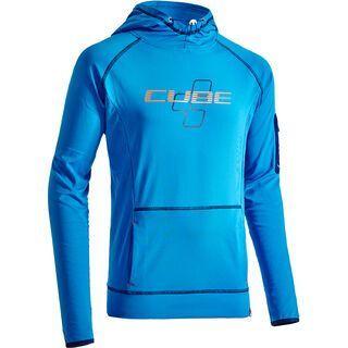 Cube Hoody Race, blue´n´orange