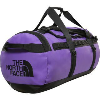 The North Face Base Camp Duffel - Medium, peak purple/tnf black - Reisetasche