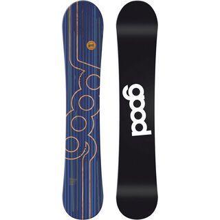 goodboards Apikal Camber X-Wide 2017, blau - Snowboard