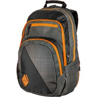 Nitro Stash, blur orange trims - Rucksack