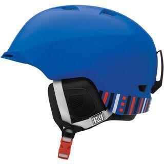 Giro Chapter 2, Matte Blue Bars - Snowboardhelm