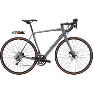 Cannondale Synapse Carbon Disc Ultegra SE 2018, stealth gray - Rennrad