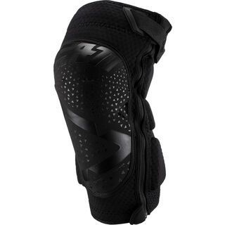 Leatt Knee Guard 3DF 5.0 Zip, black - Knieschützer