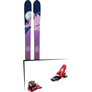 Set: Icelantic Oracle 100 2018 + Tyrolia Attack² 11 GW red