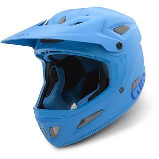 *** 2. Wahl *** Giro Cipher, matte blue - Fahrradhelm | Größe L // 60-62 cm