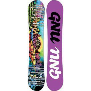 Gnu Ladies Choice 2018 - Snowboard