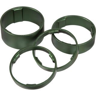Cube Spacer - Set, green