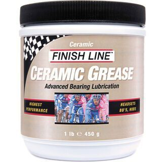 Finish Line Ceramic Grease / Keramik Fett - 450 g Dose