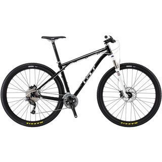 GT Kashmir 9R 2.0 2013, Gloss Black - Mountainbike