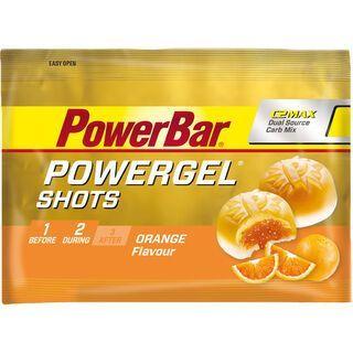 PowerBar PowerGel Shots - Orange - Energie Gel