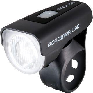 Sigma Roadster USB, schwarz - Beleuchtung