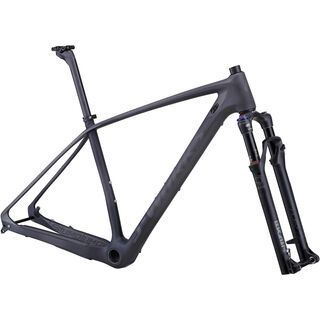Specialized S-Works Stumpjumper HT Carbon 29 Frameset 2014, Carbon/Charcoal - Fahrradrahmen